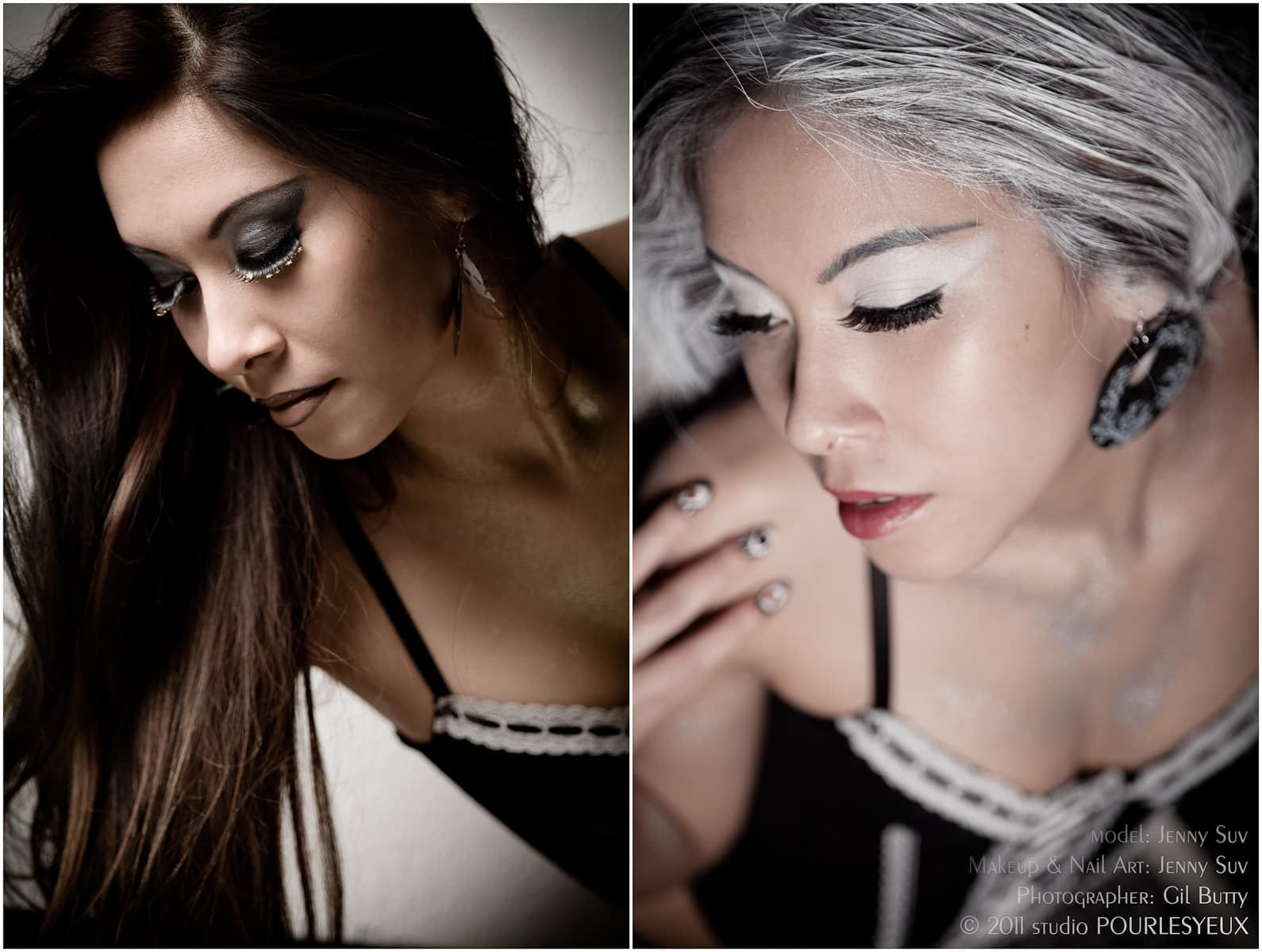 jenny suv comédienne modèle mannequin genève suisse maquilleuse coiffeuse maquillage lingerie