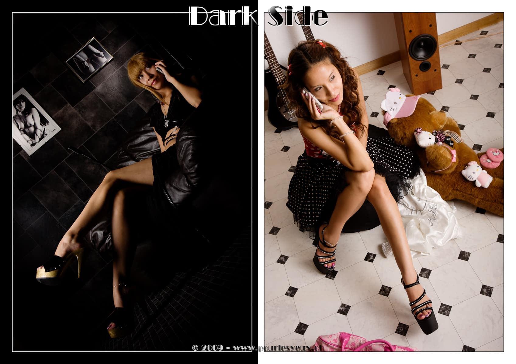 jenny suv femme genève modèle mannequin suisse maquilleuse danseuse