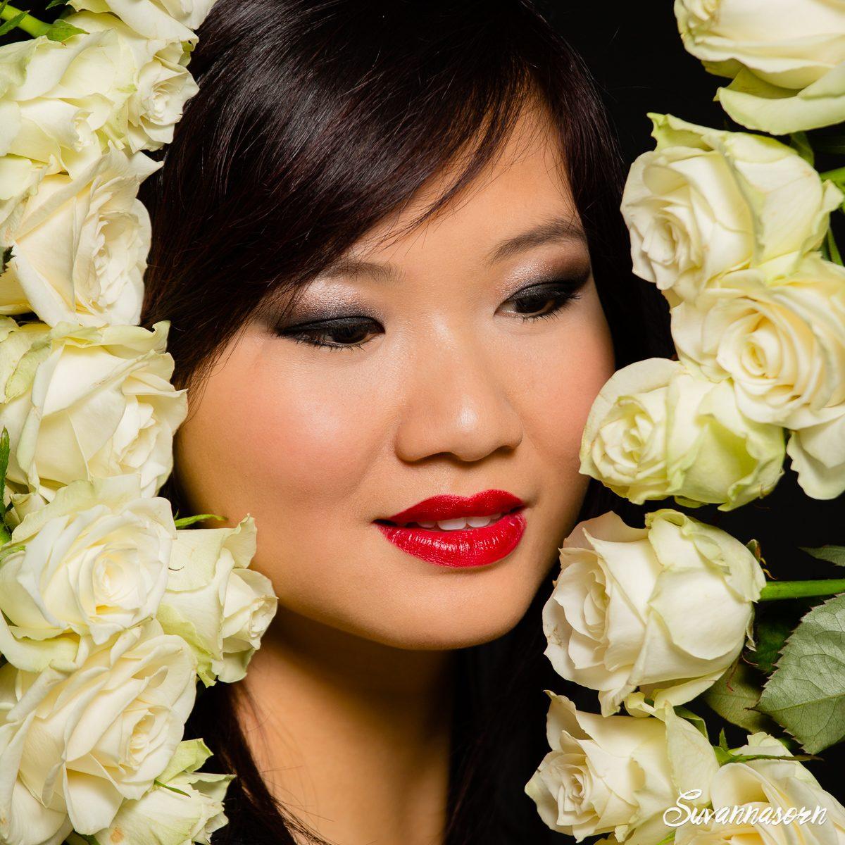 suvannasorn maquillage smoky eyes beauté femme genève maquilleuse artiste photographe