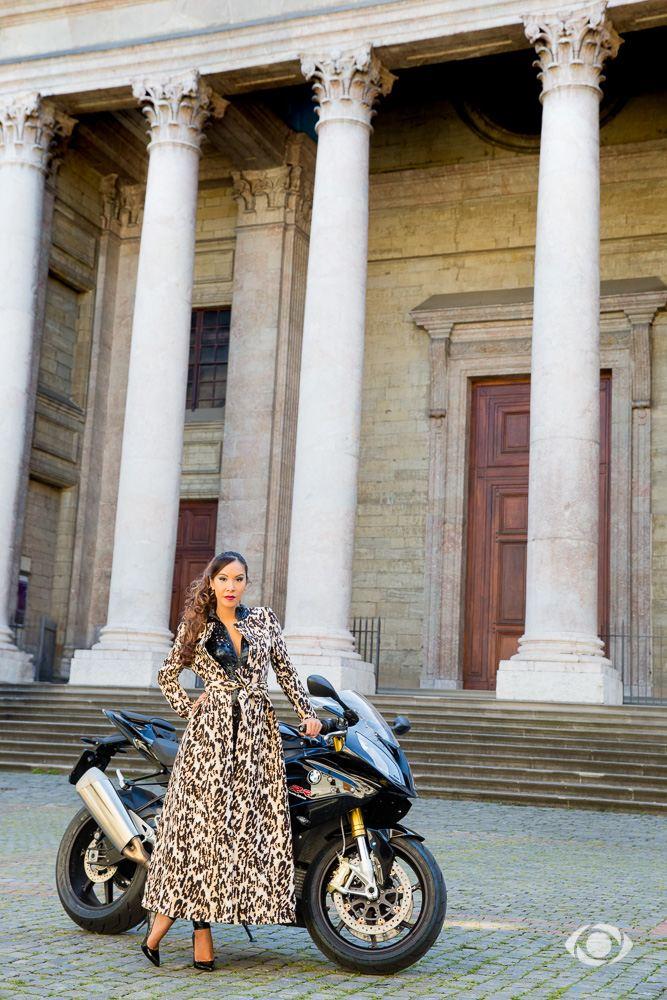jenny suv femme genève modèle mannequin suisse maquilleuse danseuse mode fashion bmw moto
