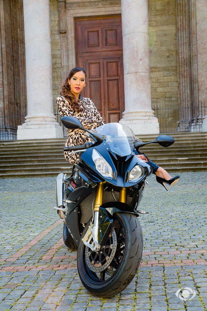 jenny suv femme genève modèle mannequin suisse maquilleuse danseuse mode fashion moto bmw