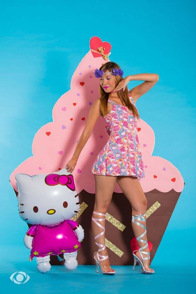 jenny suv femme genève modèle mannequin suisse maquilleuse danseuse cupcake hello kitty gourmandise